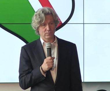 Dariusz Mioduski o Legii Warszawa. Wideo