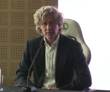 Dariusz Mioduski o zwolnieniu Jacka Magiery (wideo)