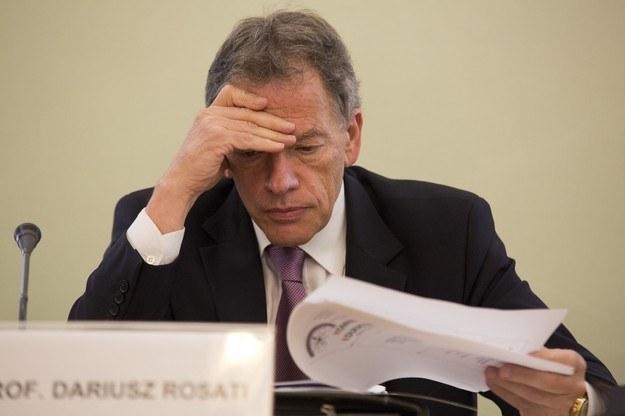 Dariusz Rosati /Andrzej Hulimka  /Reporter