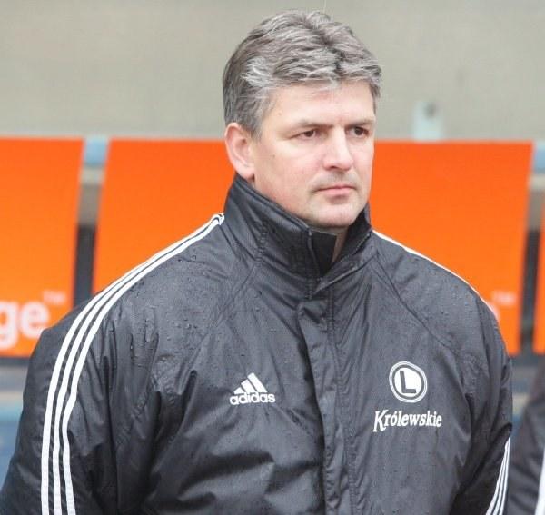 Dariusz Wdowczyk, fot. Wojciech Łysko /Agencja Przegląd Sportowy