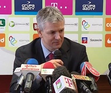Dariusz Wdowczyk nowym trenerem Pogoni