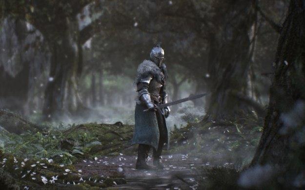 Dark Souls 2 - motyw graficzny /Informacja prasowa