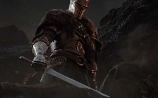Dark Souls 2 - motyw graficzny /materiały prasowe