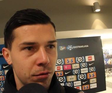 Darko Jevtić po meczu z Lechią. Wideo