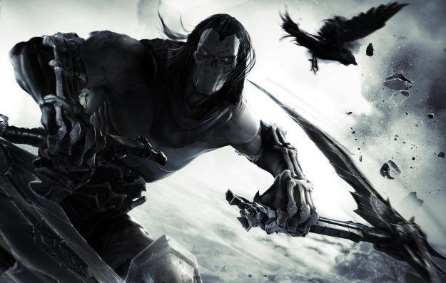 Darksiders II - motyw graficzny /Informacja prasowa