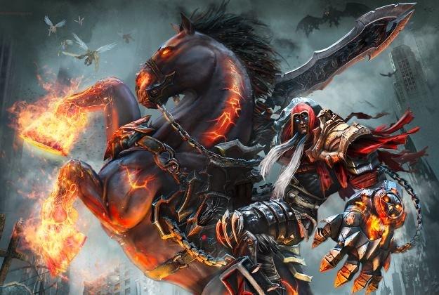 Darksiders Warmastered Edition /materiały prasowe