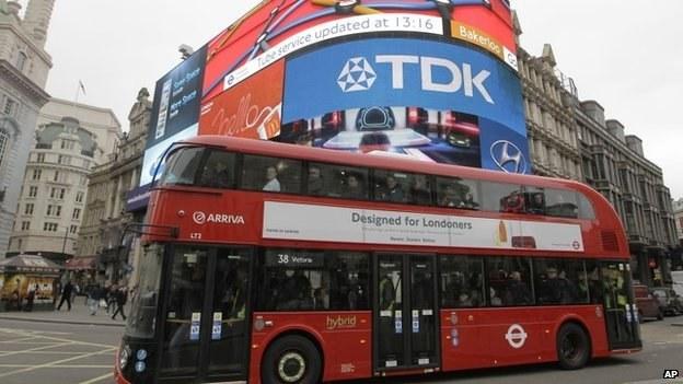 Darmowy internet w brytyjskich autobusach wkrótce będzie normą /materiały prasowe