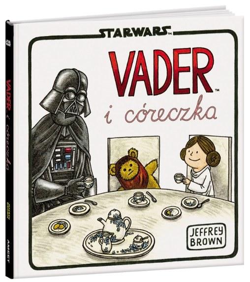 Darth Vader i córeczka /materiały prasowe
