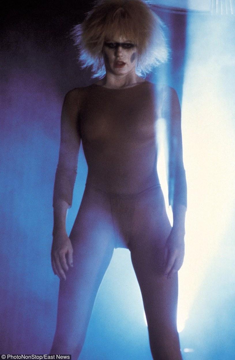 """Daryl Hannah w filmie """"Łowca androidów"""" /PhotoNonStop /East News"""