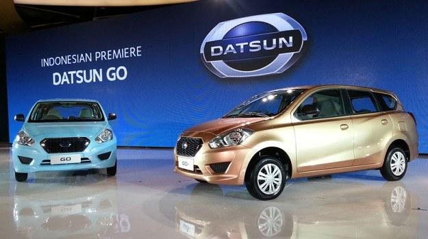 Datsun Go i Go+ /Datsun