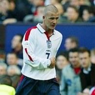 David Beckham rozważa zakończenie reprezentacyjnej kariery /AFP