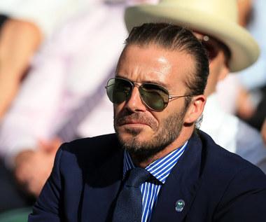 David Beckham w roli ambasadora zdrowego stylu życia