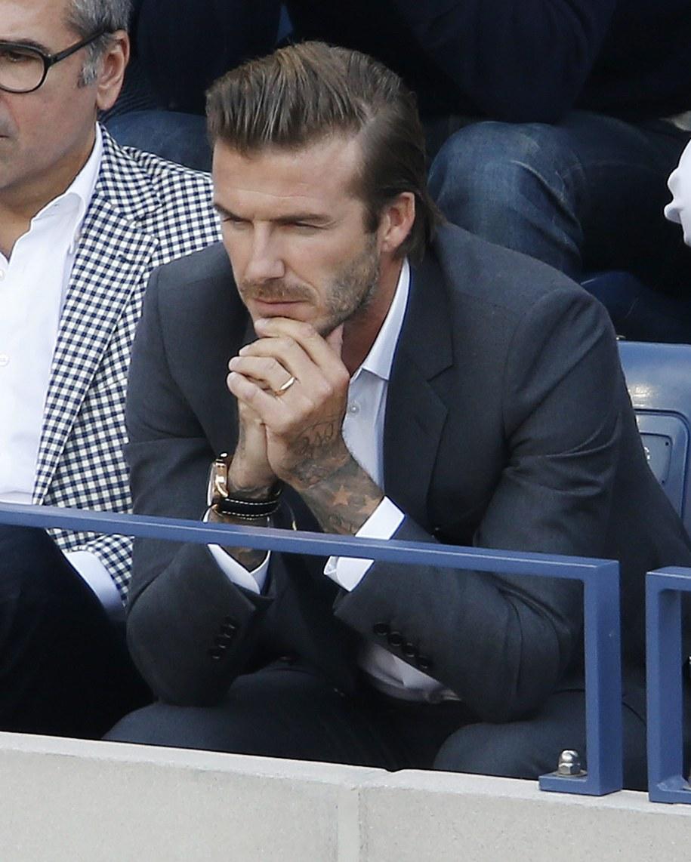 David Beckham /JASON DECROW   /PAP/EPA
