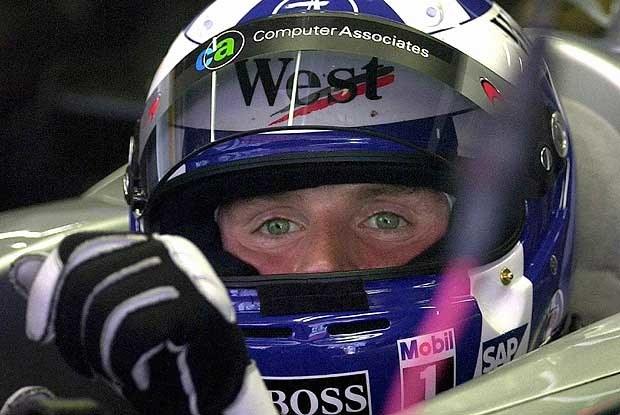 David Coulthard (kliknij) /poboczem.pl