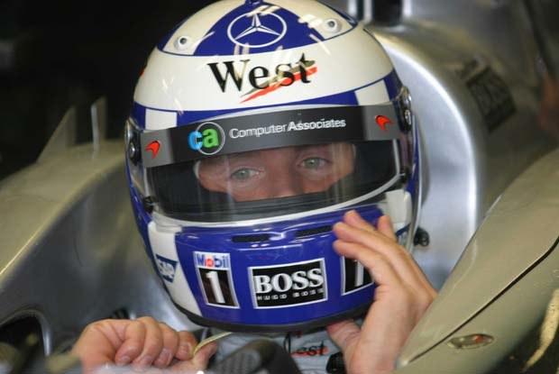 David Coulthard w Monako jest u siebie w domu (kliknij) /INTERIA.PL