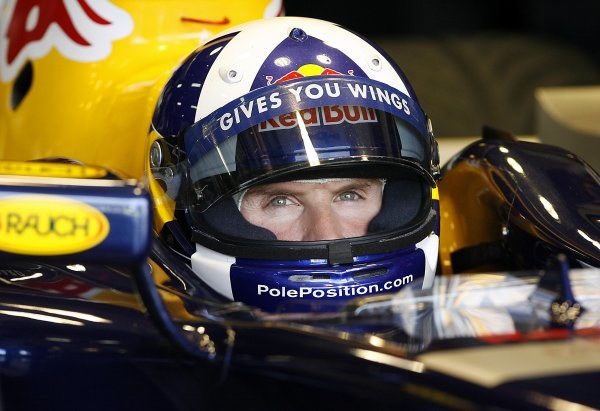 David Coulthard /AFP