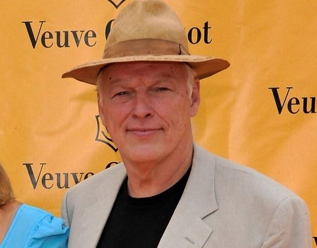 David Gilmour i jego ulubiony kapelusz fot. Gareth Cattermole /Getty Images/Flash Press Media