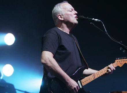 David Gilmour karierę zawdzięcza w dużej mierze Sydowi Barrettowi /arch. AFP