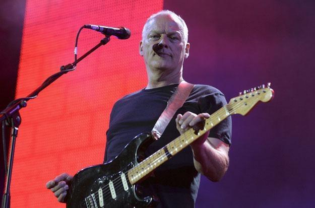 David Gilmour osobiście odebrał syna z więzienia fot. Jo Hale /Getty Images/Flash Press Media