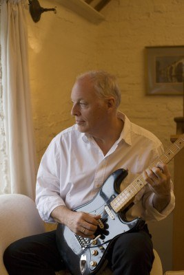 David Gilmour /EMI Music Poland