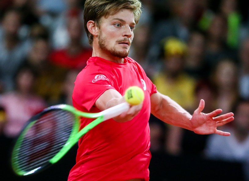 David Goffin /PAP/EPA