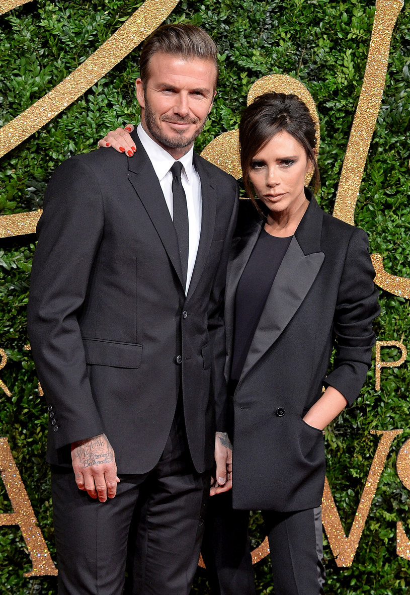 David i Victoria Beckham /Getty Images