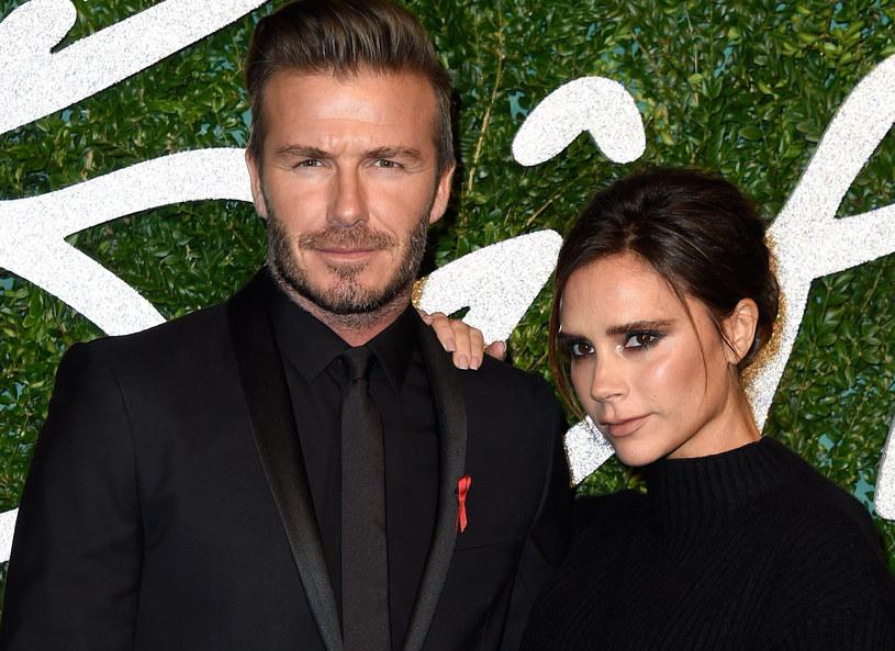 David i Victoria Beckhamowie /Getty Images