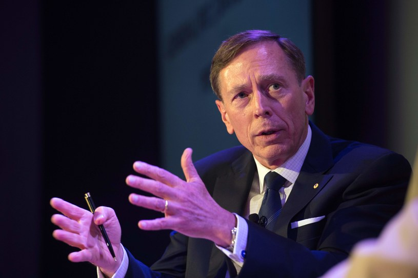 David Petraeus /BRYAN R. SMITH /AFP