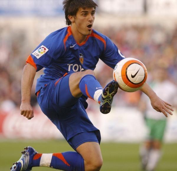 David Villa zaliczył kapitalny mecz na San Mames. Athletic-Valencia 0:3 /AFP