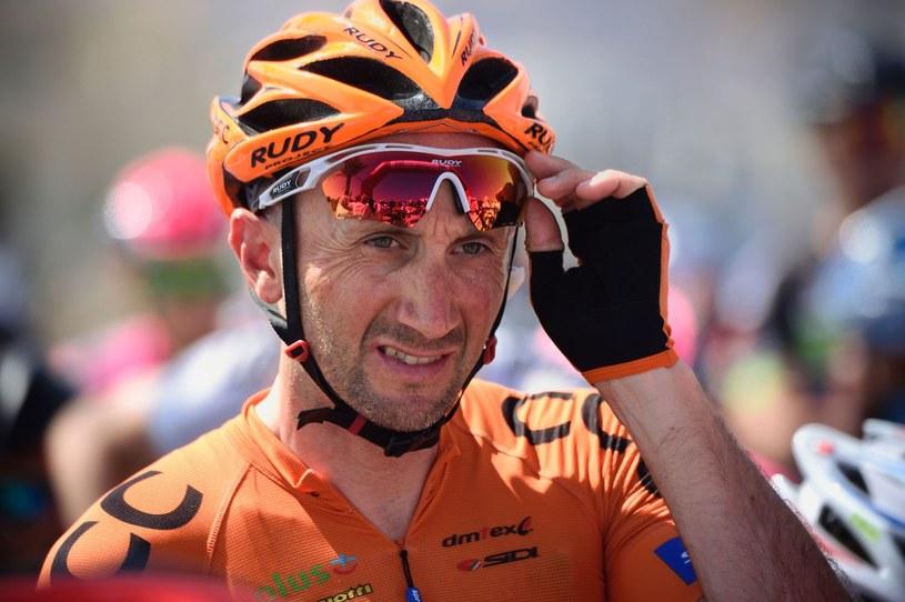 Davide Rebellin zwyciężył w Indonezji /AFP