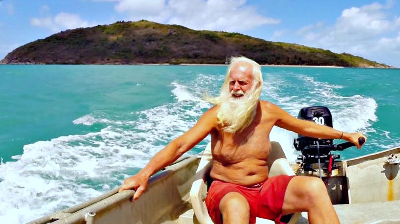 Davidowi doskwiera samotność, ale podjął już decyzję, że na wyspie chce dożyć swoich dni /materiały prasowe