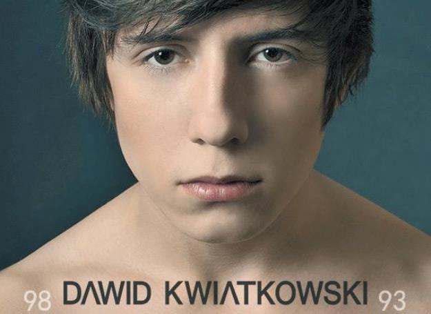 """Dawid Kwiatkowski na okładce płyty """"9893"""" /My Music"""