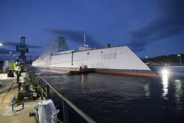 DDG 1000.   Fot. U.S. Navy photo courtesy of General Dynamics/Released /materiały prasowe