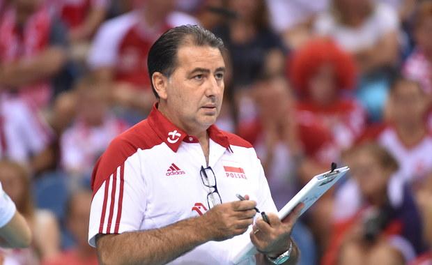 De Giorgi podjął decyzję! Znamy skład kadry siatkarzy na Mistrzostwa Europy