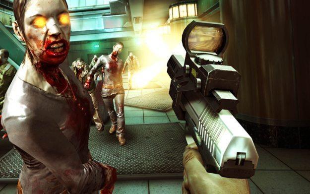Dead Trigger - motyw graficzny /Informacja prasowa