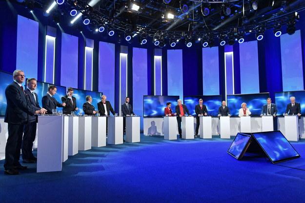 Debata kandydatów na prezydenta stolicy / Marcin Obara  /PAP