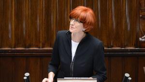 "Debata w Sejmie nad projektem ""Rodzina 500 plus"""