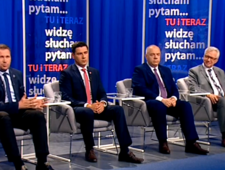 Debata według TVP 3 Lublin