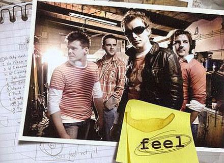 Debiut grupy Feel był największym przebojem sprzedażowym w 2008 roku /