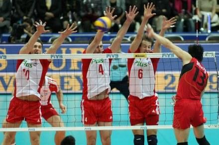Debiut w Pucharze Wielkich Mistrzów nie był udany dla polskich siatkarzy /www.fivb.org