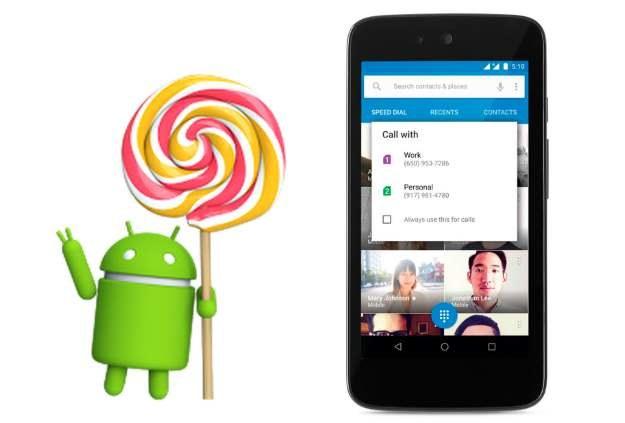 Debiutuje Android 5.1 /materiały prasowe