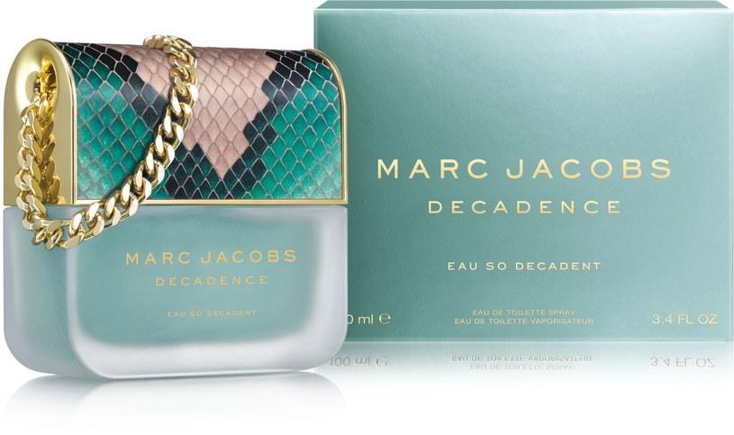 Decadence Eau So Decadent, Marc Jacobs /materiały prasowe