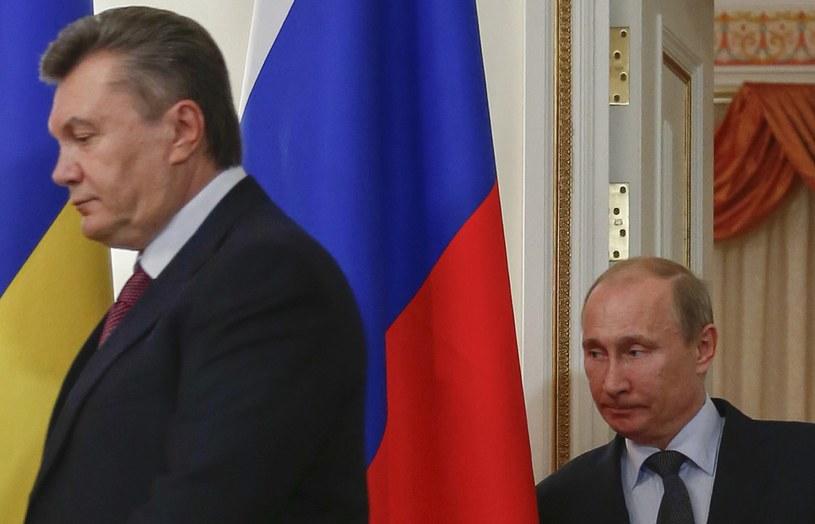 Decyzja Ukrainy to sukces Putina? /AFP