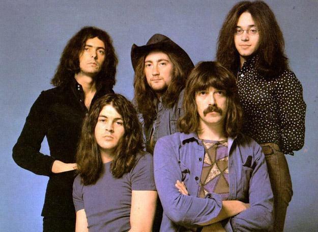 Deep Purple w najsłynniejszym składzie /