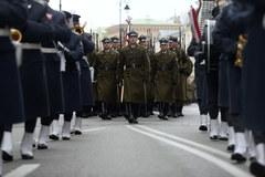 Defilada historyczna w Warszawie