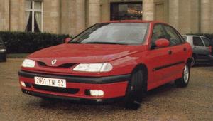 Delfin - prezentacja Renault Laguny