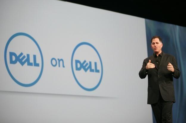 Dell poważnie myśli o tabletach z Windowsem 8 /AFP