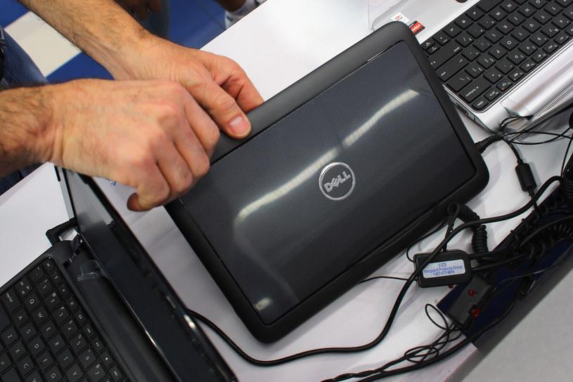 Dell pracuje nad bezprzewodowym ładowaniem baterii w swoich notebookach. /AFP