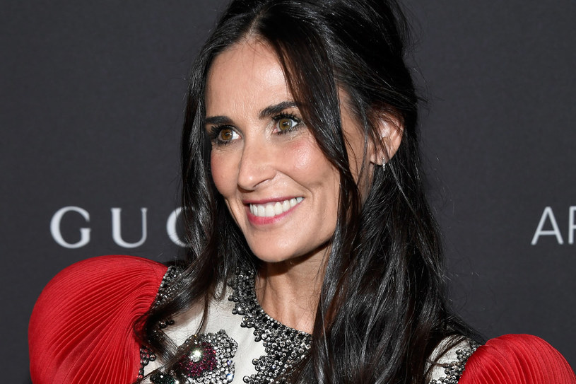 Demi Moore /Getty Images