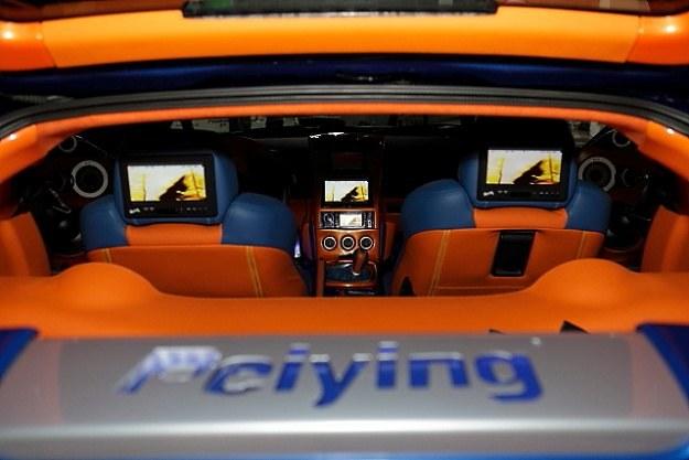 Demo car - Peiying /